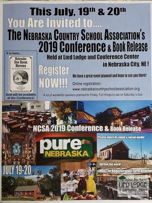 Country School Conf poster 495