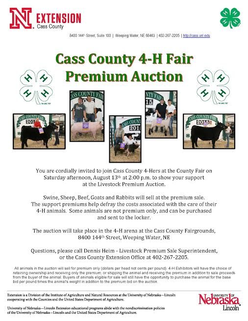 Cass Co_Fair_Auction