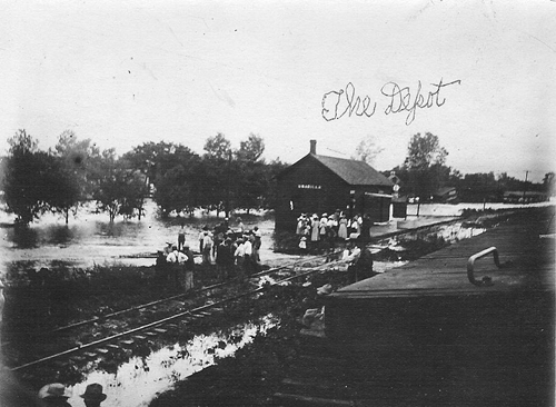Depot in_1908_flood_001_500