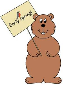 Early Spring_Groundhog