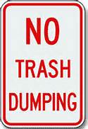 No trash_dumping