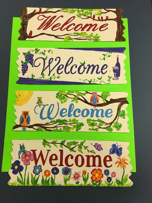 Welcome sign_500